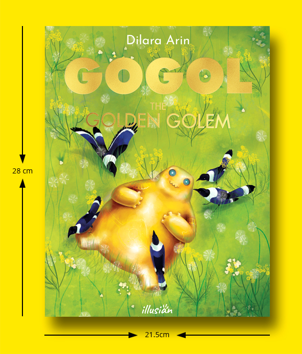 Gogol the Golden Golem