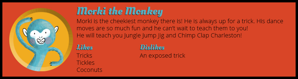 Morki the Monkey